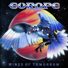 *NEW* CD Album Europe - Wings Of Tomorrow (Mini LP Style Card Case)