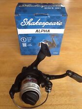 SHAKESPEARE ALPHA20X SPINNING REEL