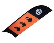 TBS-FLAGORANGE Team BlackSheep TBS FPV Racing Flag (Orange)