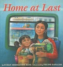 Elya Susan Middleton/ Daval...-Home At Last  BOOK NEW