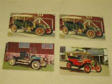 Vintage Car Service Reminder Postcards - Four (pkg#4)