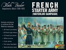 Warlord Games Black Powder French Starter Army Waterloo Campaign
