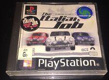 Sony PlayStation Game - The Italian Job