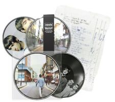 OASIS WHAT'S THE STORY MORNING GLORY? PICTURE DISC VINYL LIMITED PLUS LYRIC SHEE