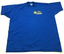 VINTAGE State Farm Insurance Shirt Size XXXL 3XL Blue Single Stitch Tee Mens USA