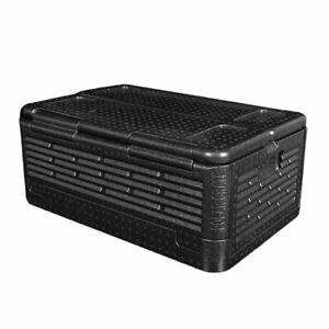 Car Refrigerator Drink Cooler Warmer Fridge Portable Camping Picnic Food Storage