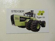 STEIGER TIGER III Fridge/tool box magnet