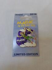 Disneyland Magic is in the Air Pin 2016 Peter Pan Tinkerbell Noc Fantasyland Le