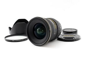 Tokina AT-X PRO SD 12-24mm f/4 IF DX Lens For Nikon From Japan [Exc+++] 841544