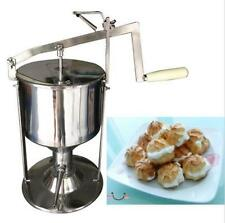 Manual Donut Filler Jelly Fill Filling Cream Filled 5L Kitchen Tool Cooking A