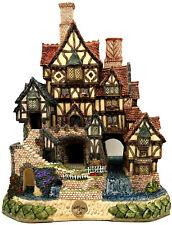 David Winter Cottages Quindene Manor Premier Ltd Ed 0271/1500 Coa No Box Perfect