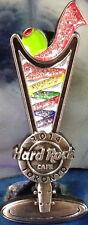 Hard Rock Cafe TORONTO 2014 GAY PRIDE PIN Rainbow Martini Cocktail - HRC #80383