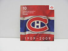 Stamps Canada Montreal Canadiens Autographs