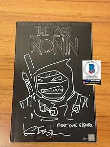 THE LAST RONIN #1 OBSCURITY KEVIN EASTMAN SIGNED THE LAST RONIN  1st ONE SIGNED