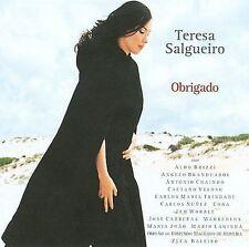 TERESA SALGUEIRO - OBRIGADO (NEW CD)