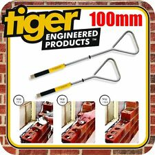 100mm Tiger Wall Ties Fixings Cavity Starter Ties Pack Of 10 Wire Wall Brick