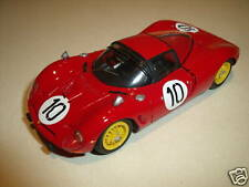 BIZZARRINI  538 S  LM 67  VROOM  1/43  KIT NON  PEINT  UNPAINTED  KIT  NO  SPARK