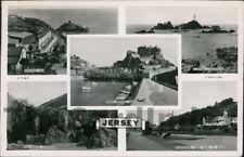 MULTI-VIEW Multi-view Postcard JERSEY Tuck, Raphael & Sons Ltd.