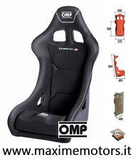 Seat OMP Champ-R Fiberglass Shell Seat Fia 2019 - 2024 New Champ