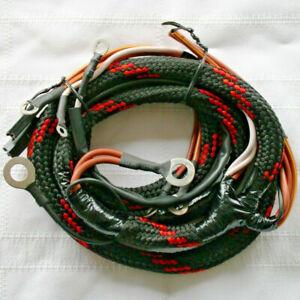 Ferguson TE20, TEA20, TED20 Wiring Harness W/ Instructions