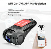 1080P WiFi Hidden Car DVR Video Camera Recorder Dash Cam Night Vision G-SENSOR