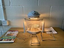 Pressure cooker Oven Halogen turbo broiler convection Barely Used
