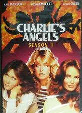 CHARLIE's ANGELS The COMPLETE FIRST SEASON 19+ Hours 23 Episodes 4-Disc SEALED