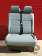 VW T5 Seat front bench double Transporter PLACE  Sitzbank