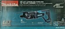 "New In Box Makita XRH04Z 18V Cordless Battery 7/8"" Rotary SDS Hammer Drill LXT"