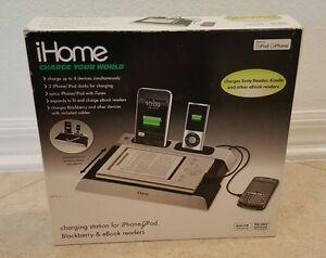 iHome iB967B iPod Charging Station