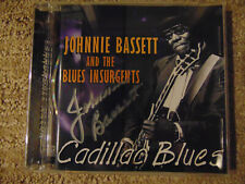Cadillac Blues by Johnnie Bassett & The Blues Insurgents (CD, Jan-1998,...