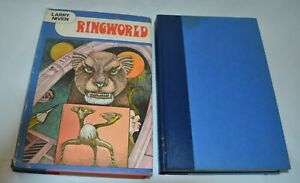 Larry Niven Ringworld and Ringworld Engineers books