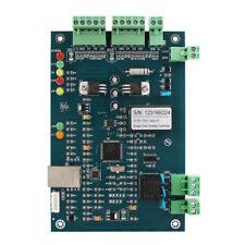 Wiegand TCP/IP Network Door Access Controller Board Panel for 1X Door 2X Readers