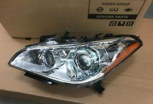 NEW OEM INFINITI Front Left Side Headlight Assembly 260601MA0D M37 M56 M35H Q70