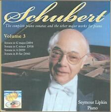Schubert: The complete piano sonatas and the other major works for piano, Vol. 3