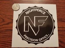 Nightforce authentic sticker  DEVGRU Sniper Police SWAT
