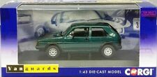 CORGI VANGUARDS LTD EDT VW GOLF MK1 MODEL CAR LHASA GREEN 1:43 SCALE 1 OF 700 MB