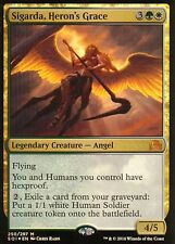 Sigarda de, Heron 's Grace FOIL | NM | shadows over Innistrad | Magic MTG