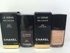 Chanel  Set of 2 Nail Polish NWB Vertigo And  Jade Rose Limited Edition