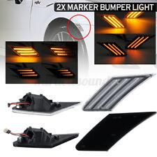 2pcs 45LED Side Bumper Signal Indicator Light For Subaru BRZ Scion Toyota86 L R