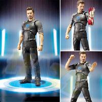 S.H.Figuarts Tony Stark Iron Man 3 Avengers 17cm PVC Action Figure Model Toy New