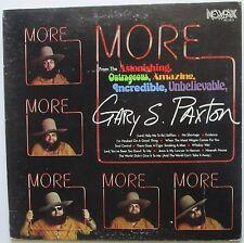 "GARY S PAXTON ""MORE"" 1977 LP Rare, good condtion"