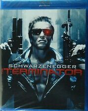 The Terminator (Blu-ray) Used Good Condition