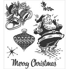 Tim Holtz 'Christmas Memories' Stamps