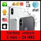 FACTORY UNLOCK SERVICE FOR AT&T IPHONE 11 Pro Max XS XR X 8 7 6 CLEAN IMEI FAST