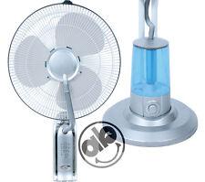 Ventilatore a piantana 3 vel. nebulizzatore purificatore con telecomando Rugiada