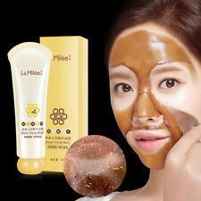 Honey Face Mask Peel-Off Blackhead Cleaning Facial Charcoal Remover Makeup Gift