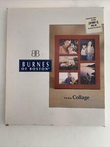 BURNES of BOSTON Collage frame NIB