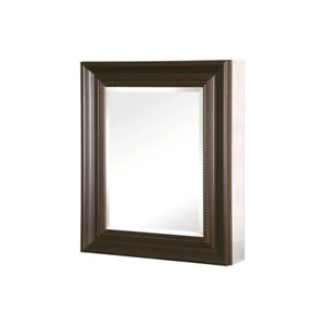 24 in. W x 30 in. H x 5-1/2 D Framed Recessed or Surface-Mount Bathroom Medicine