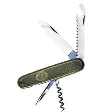 BW Taschenmesser NEU - mit Tasche -  Klappmesser Bundeswehr Messer Army Outdoor